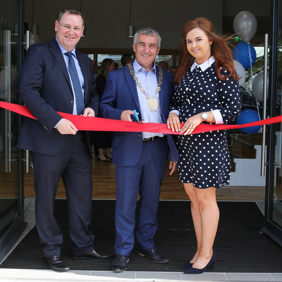 £1M investment brings innovative office development to Newry