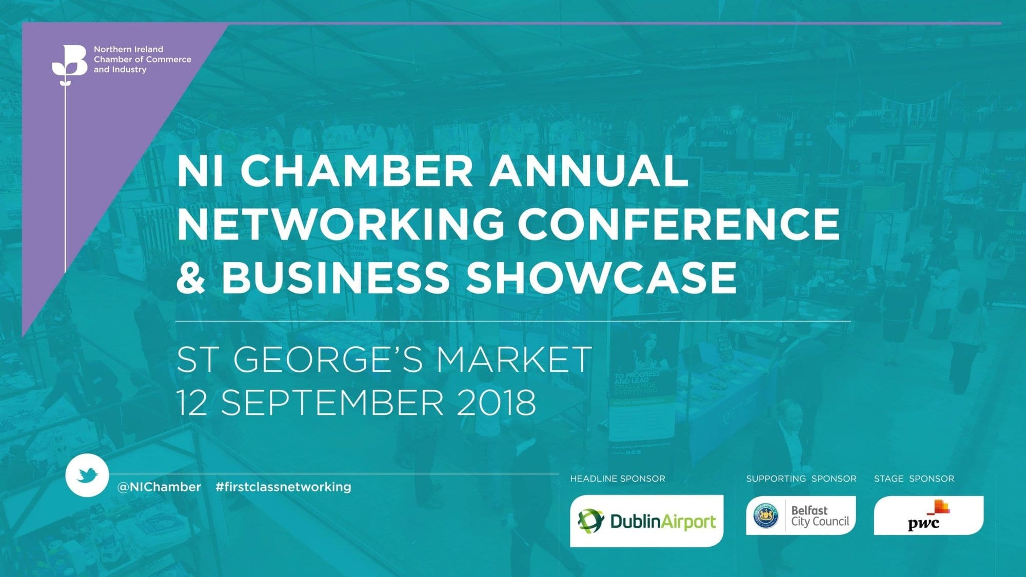 NI chamber annual networking conference & business showcase