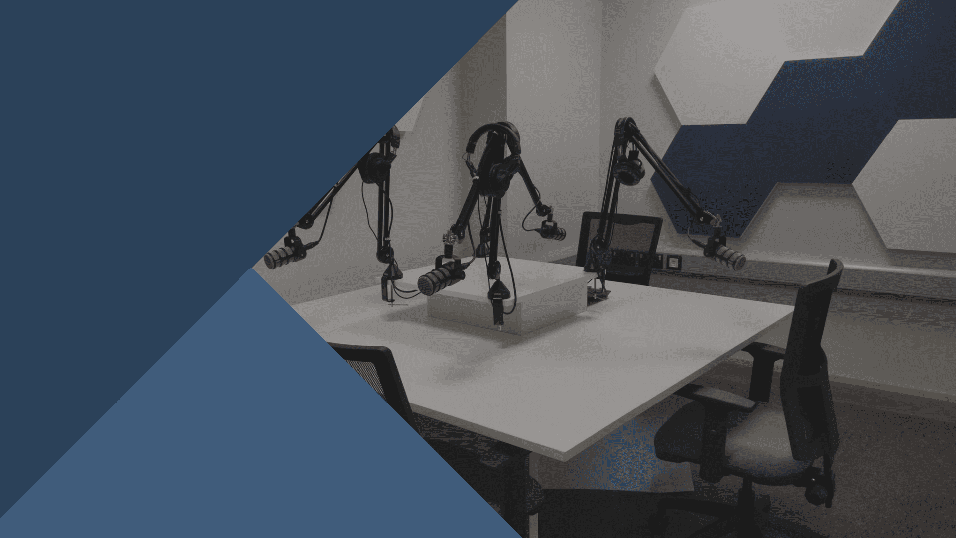 Granite Podcast Studio Has Launched